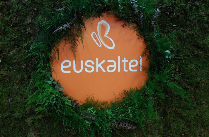 Cena de Navidad de Euskaltel