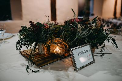 Una boda silvestre y chic