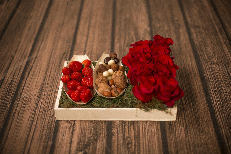 Romántica.Flor_Fruits_Eventos